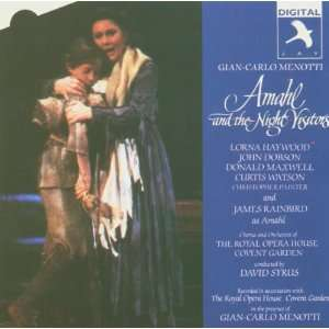 Amahl and the Night Visitors Music