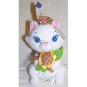 Plush Indian Squaw Marie the Cat Bean Bag Doll Toys & Games