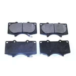 Prime Choice Auto Parts SMK976 Premium New Semi Metallic Front Brake