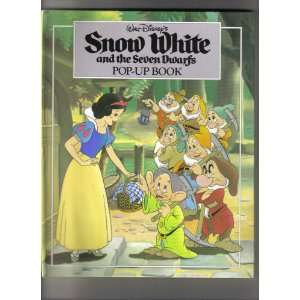 Walt Disneys Snow White and the Seven Dwarfs Pop Up Book
