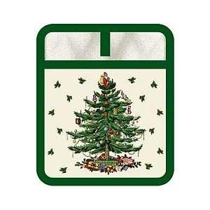 Spode Christmas Tree Linen Pot Holder