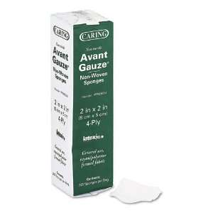 Gauze Sponges, 4 x 4, 4 ply, NonSterile, 200 sponges/box