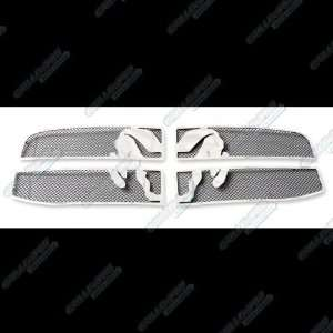 Ram Symbolic Stainless Steel Mesh Grille Grill Insert Automotive