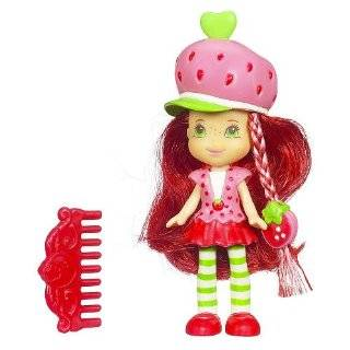 Strawberry Shortcake Magic Braid Doll Figure