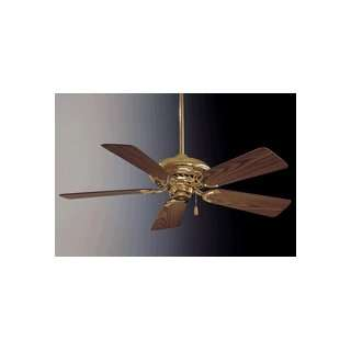 Minka Lavery F563 PB supra 44 Ceiling Fan Polished Brass with Medium