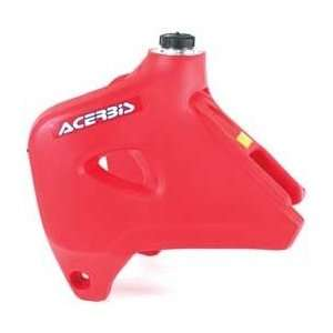 Acerbis Fuel Tanks Gas Tank Works w/ MDR Gas Cap Red