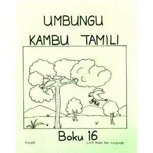 Umbungu Kambu Tamili, Lets Read Our Language Boku 11