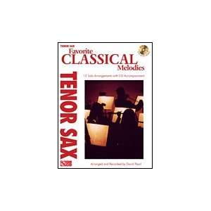 Favorite Classical Melodies   Tenor Sax Musical Instruments