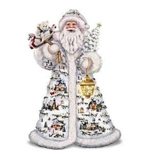 The Bradford Exchange Thomas Kinkade Father Christmas