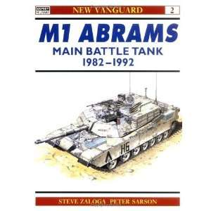 M1 Abrams Main Battle Tank 1982 92 (New Vanguard