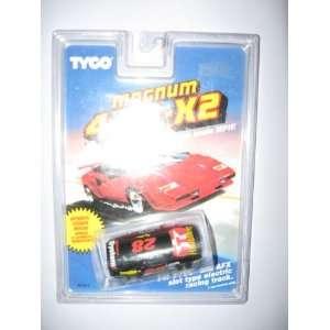 Tyco Magnum 440 X2 #28 Havoline Davy Allison Race Car Toys & Games
