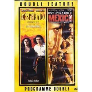 Upon A Time In Mexico (Double Feature)Antonio Banderas Movies & TV