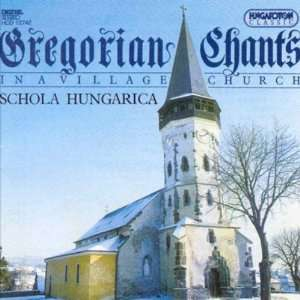 Gregorian Chants In A Village Church Ad Various Music