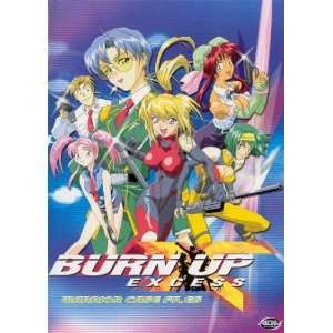 Burn Up Excess   Warrior Case Files, Complete Collection