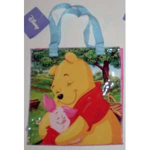 Disney Winnie the Pooh Pink Mini Tote Bag Toys & Games