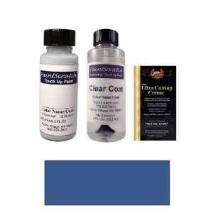 Oz. Daytona Blue Metallic Paint Bottle Kit for 1988 Dodge All Other
