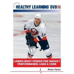 Lower Body Power for Hockey Performance: Legs and Core
