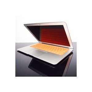 com TopCase SOLID ORANGE Keyboard Silicone Cover Skin for Macbook AIR