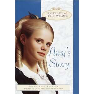 Amys Story Portraits of Little Women (9780440413547