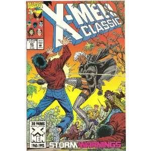 Men Classic #84 (Whose Life Is It, Anyways?) Marvel Comics