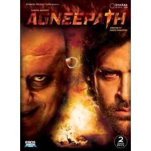 Agneepath (2 Disc Set) Bollywood DVD With English Subtitles (2012)