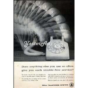 Ad Bell Telephone Does anything else you use