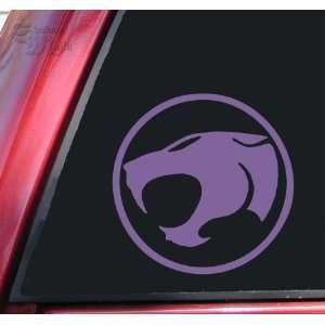 Thundercats Vinyl Decal Sticker   Lavender Automotive