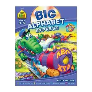 Big Pencil Pal Software Alphabet Express Toys & Games