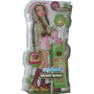 New York 12 Inch Doll   Chelsea with Purse, Hairbrush, Ice Cream