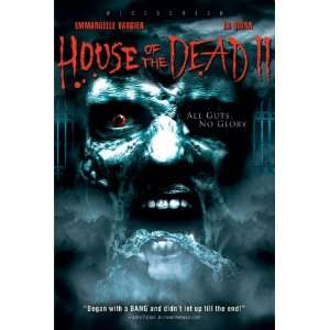 House of the Dead II: Emmanuelle Vaugier, Ed Quinn (II