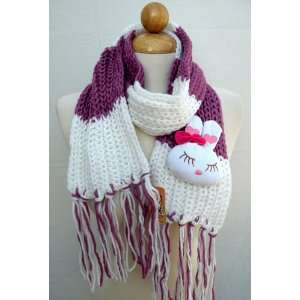 Young Lady Neck Warmer,Little Girls Scarf Fashion & Cute Little Girls