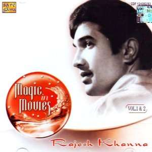 Magic in movies rajesh khanna: Various artist: Music
