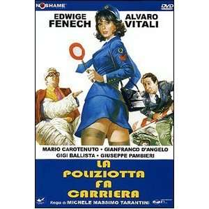 la poliziotta fa carriera / Confessions of a Lady Cop (Dvd