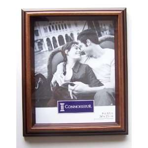 Burnes Connoisseur Dark Wood Picture Frame 8 x 10