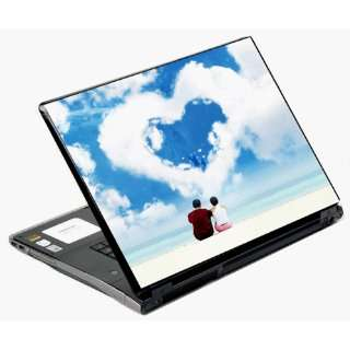 15.4 Univerval Laptop Skin Decal Cover   Day of Love