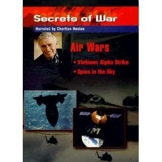 Secres of War   Air Wars (Vienam Alpha Srike, Spies in