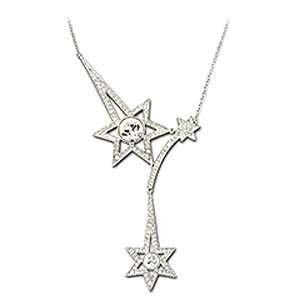 Swarovski Crystal Pleasure Star Necklace Jewelry