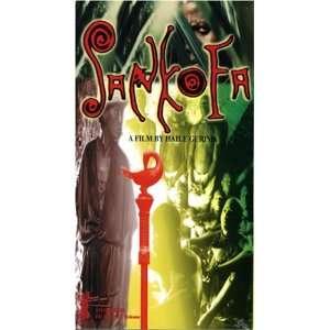 Sankofa (VHS) Alexandra Duah, Haile Gerima Movies & TV