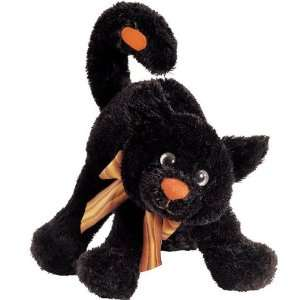 Frighty Night Scaredy Cat   10 Halloween Cat by Gund