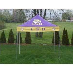 Louisiana State Fightin Tigers NCAA Ultimate Tailgate Canopy (9x9
