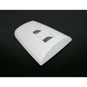 ABS Plastic Motorcycle Passenger Rear Seat Cover Cowl Kit