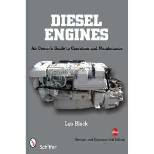 Diesel Engines An Owners Guide to Operations and