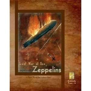 Great War at Sea Zepplins Toys & Games