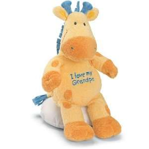 Gund Hugs and Kisses I Love My Grandpa Giraffe Toys