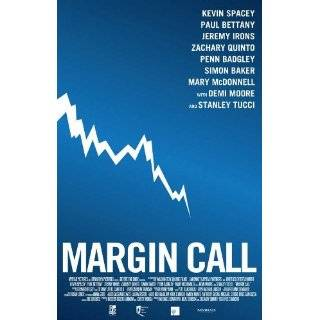 Margin Call Poster   2011 Movie Promo Flyer   11 X 17 Kevin Spacey M