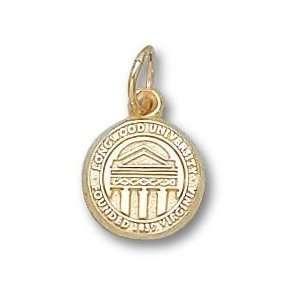 Longwood Univ Seal 3/8 Charm/Pendant