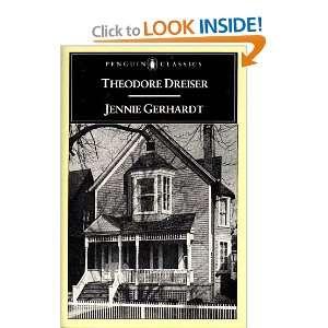 Jennie Gerhardt (Penguin classics): Theodore Dreiser, Donald Pizer
