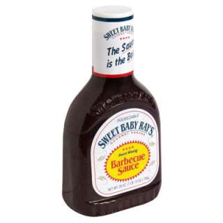 Sweet Baby Rays Gourmet Sauces   Award Winning Barbecue   1 Bottle (28