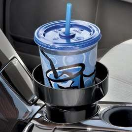 Large Cup Holder Insert  Interior  SkyMall