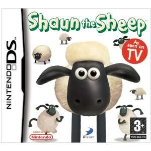 Shaun the Sheep (Nintendo DS): .co.uk: PC & Video Games